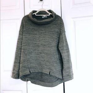 Saturday Sunday cowlneck pullover, Anthropologie